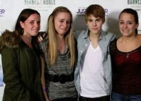 Etre fan de Justin Bieber est difficile