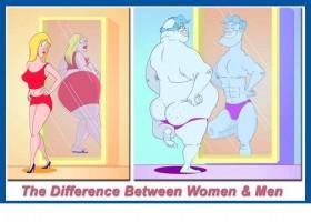 La difference entre les hommes et les femmes