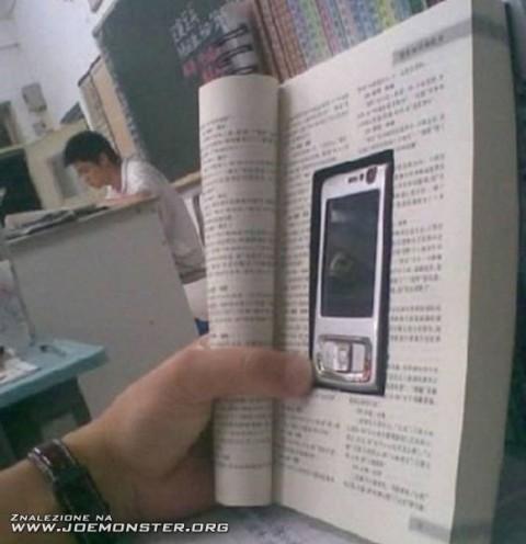 Livre de portable