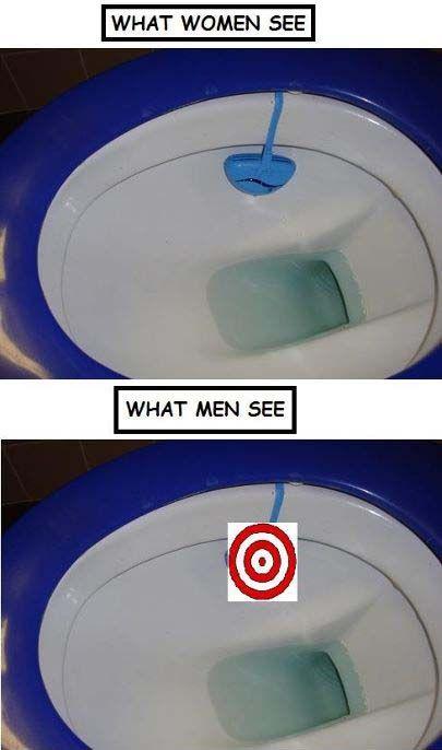 Ce que voient les hommes