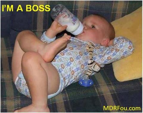 Bebe - Je suis le boss