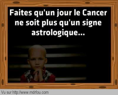Cancer un signe astrologique