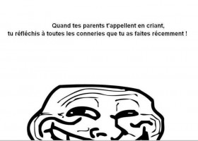 Imaginer pourquoi tes parents t appellent en criant