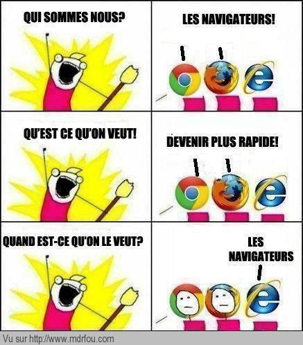 Internet Explorer a buggue