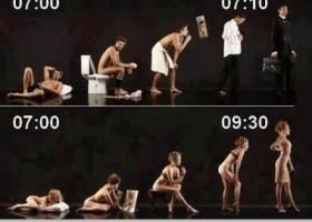La difference homme - femme au réveil