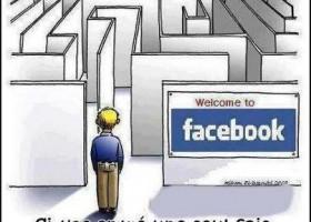 Le labyrinthe de Facebook