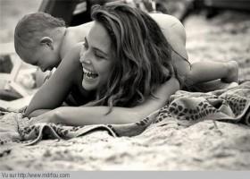 Les joies des mamans et des enfants