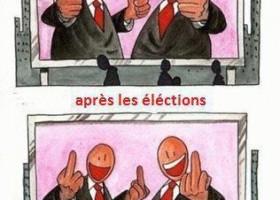 Avant et après les élections