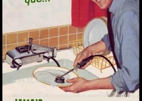 Les hommes on ne vous tuera pas si vous faites la vaisselle