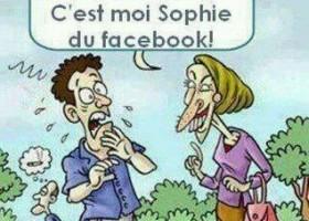 Sophie de Facebook