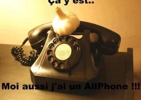 Voici le premier Ail Phone