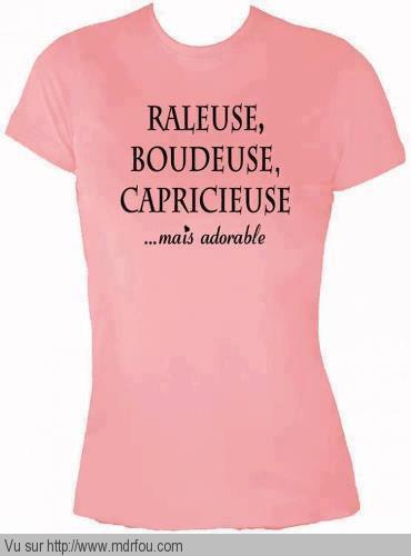 Le T-shirt de ma meilleure amie