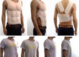 La reponse des hommes aux push-ups