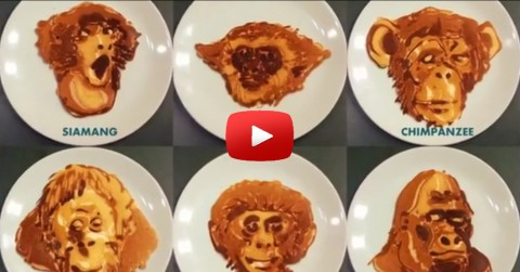 Les crepes de singes