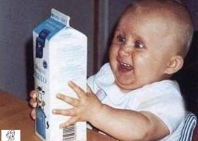 Mais c'est quoi ça, je veux du vrai lait