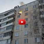 Il s'immole par le feu et saute d'un immeuble