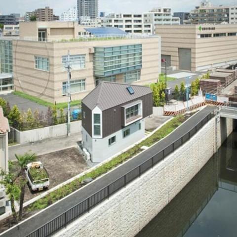Petite maison japonaise 1