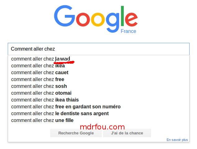 comment aller sur google